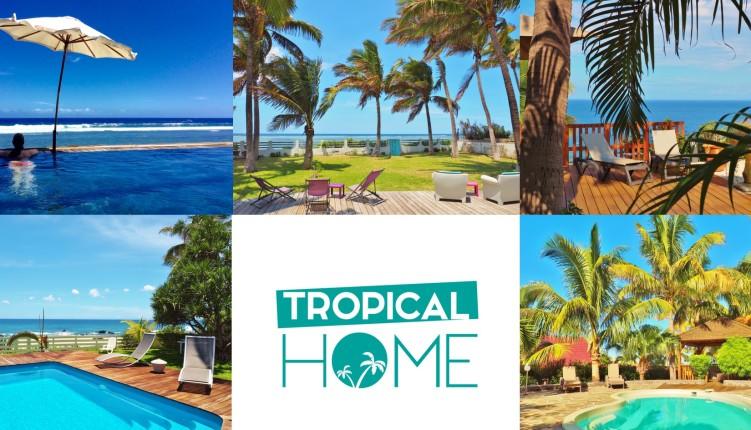 location de villas de vacances à la Réunion