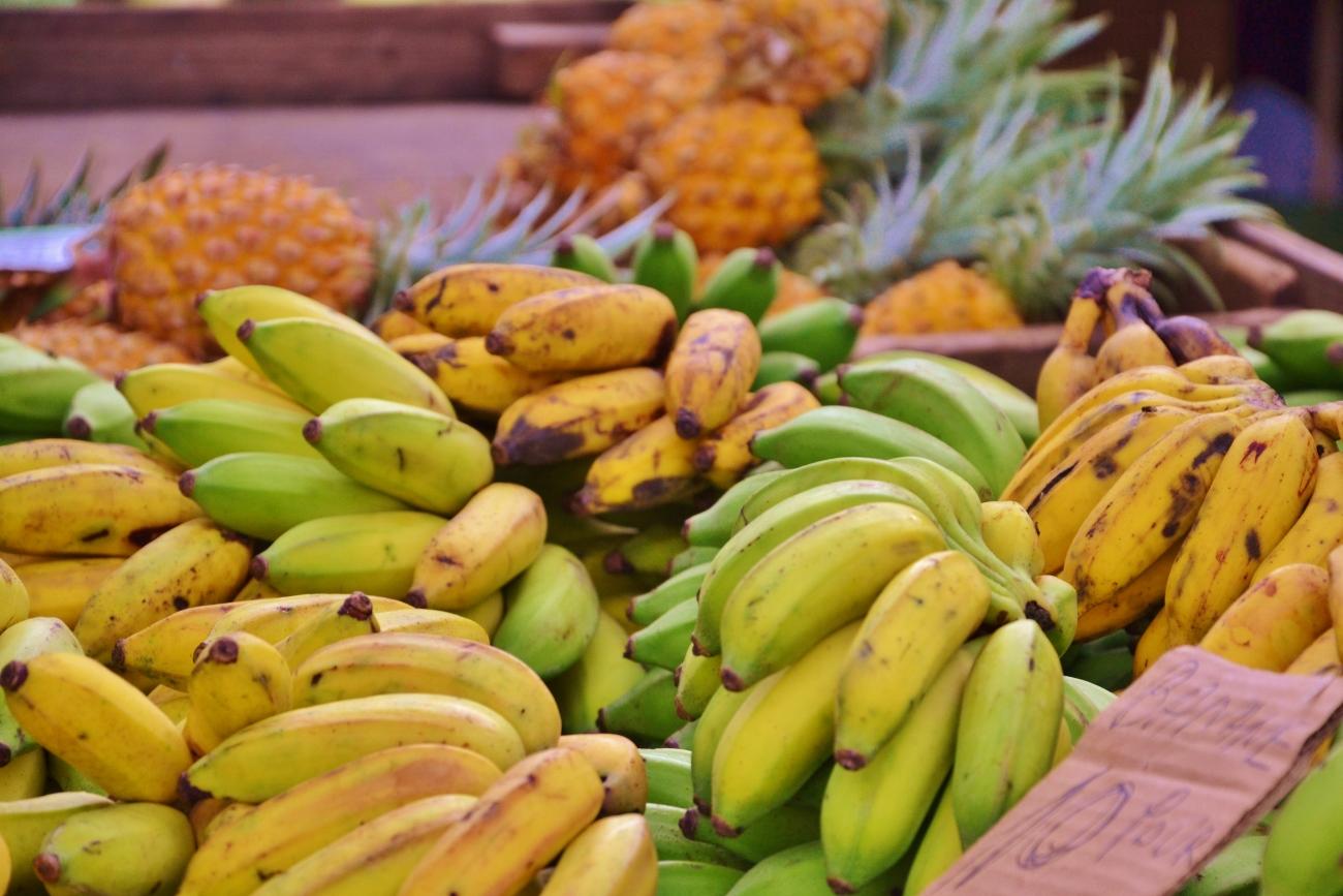 Les fruits exotiques des marchés de la Réunion