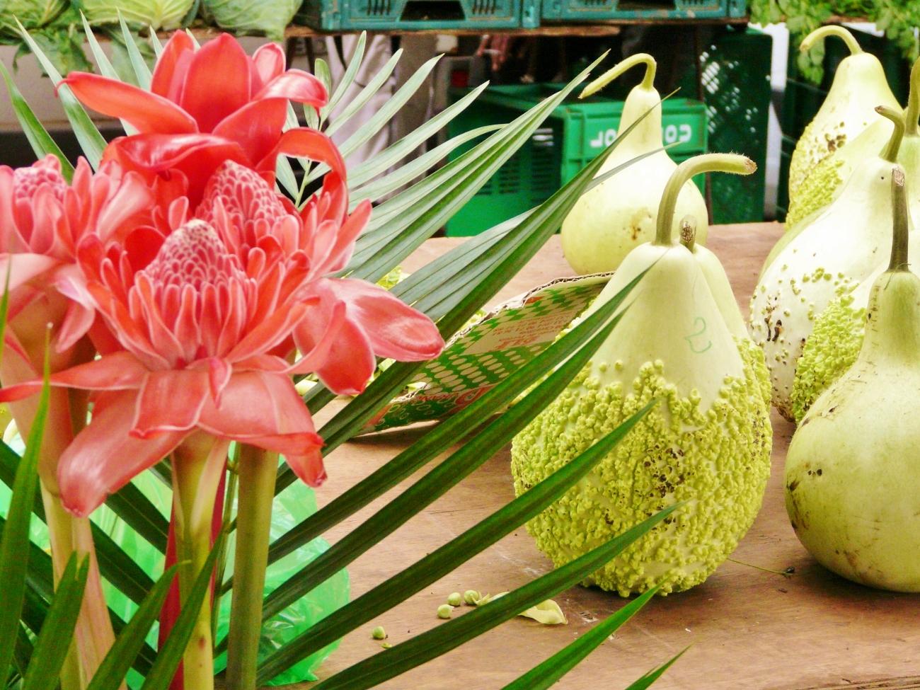 Les plus beaux marchés de la Réunion