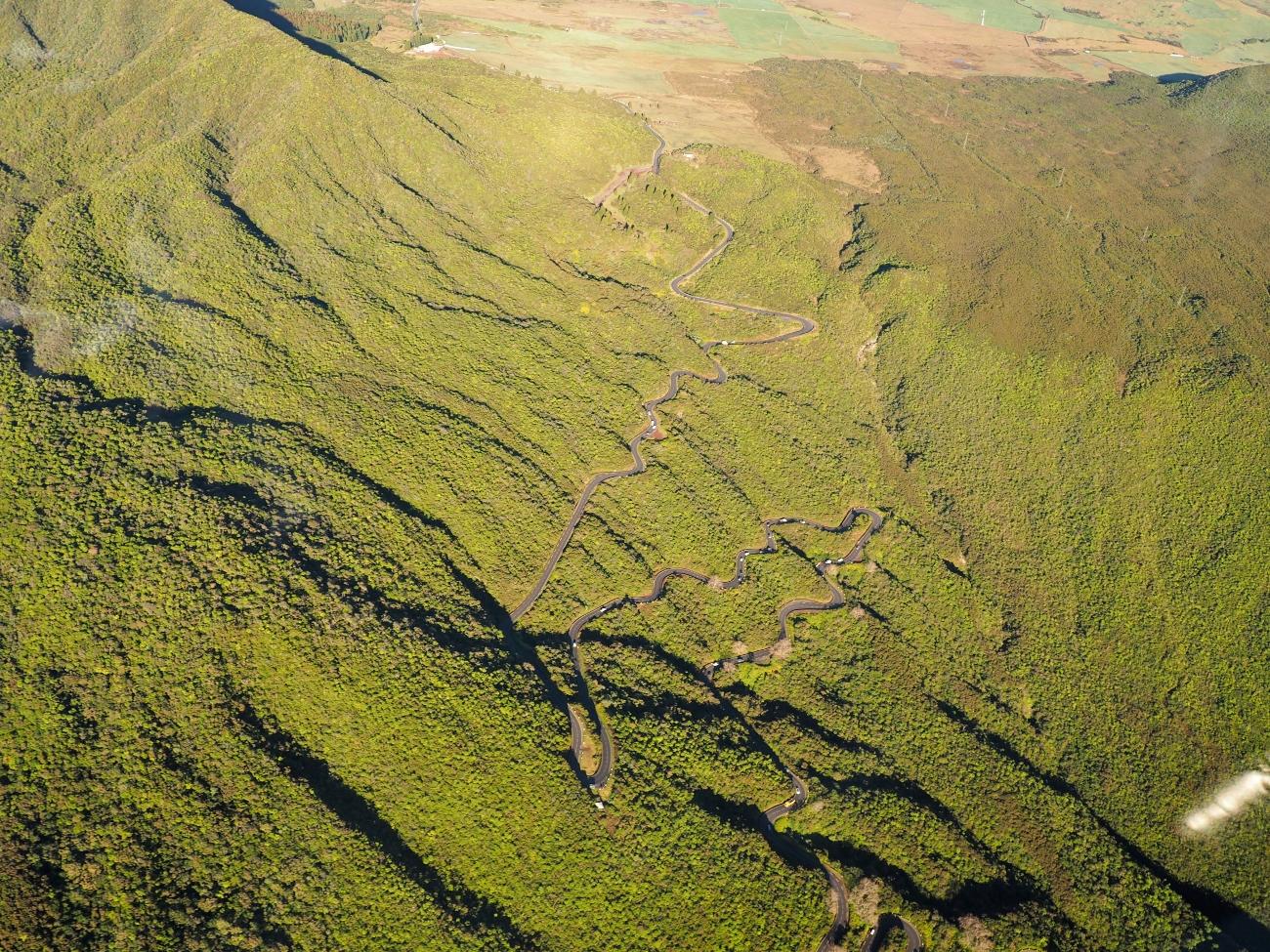 La Plaine des Palmistes à la Réunion
