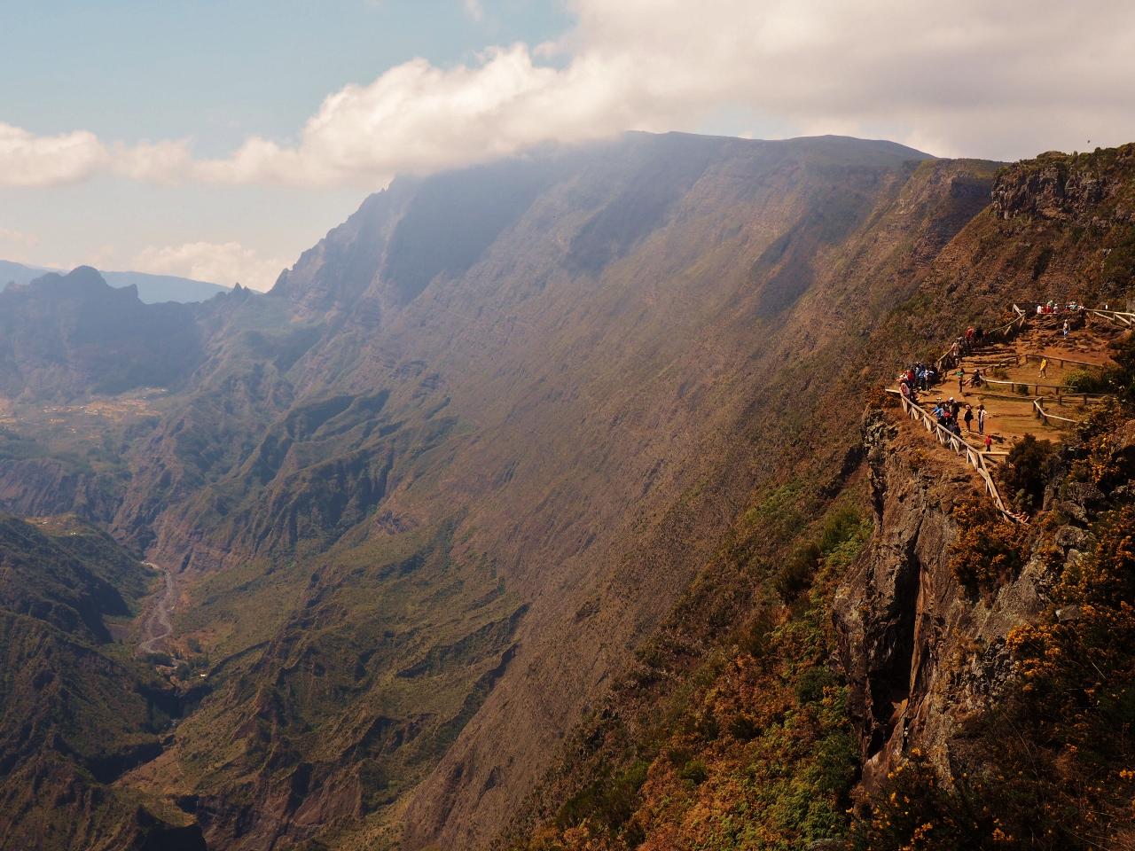 Visitez le Piton Maïdo pour une semaine à la Réunion