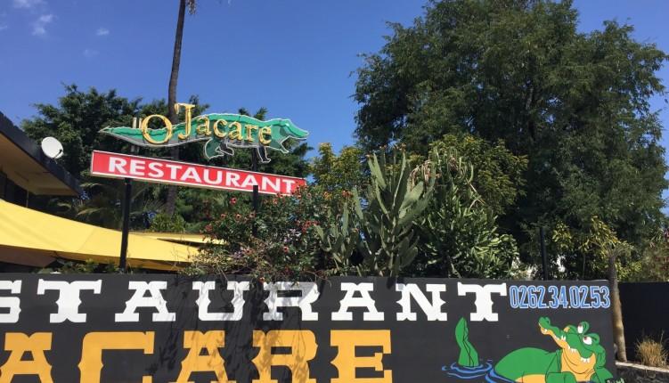 Restaurant O'jacaré à Saint-Louis