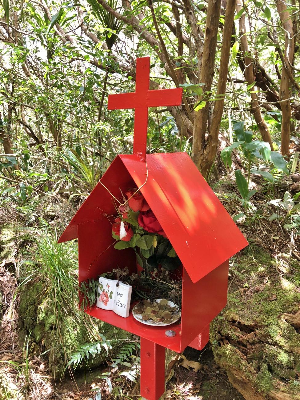 Oratoire de Saint Expédit à la Réunion