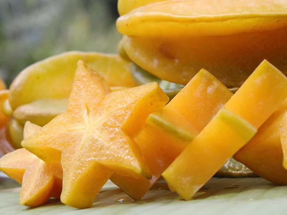 fruits et légumes de La Réunion