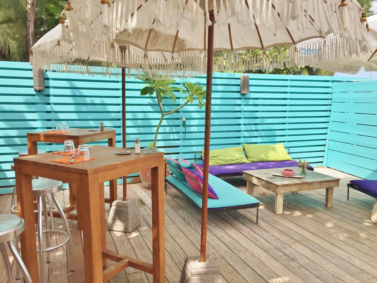 Bonne adresse face à la plage : Le Copacabana à La Réunion
