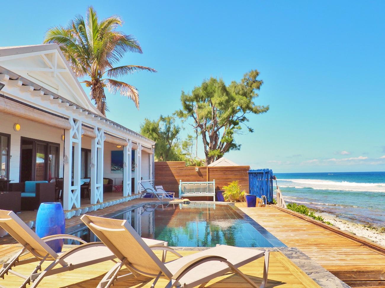 une des locations vacances de Tropical Home Réunion