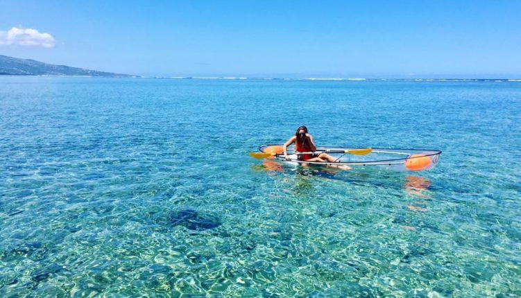 activités nautiques à La Réunion