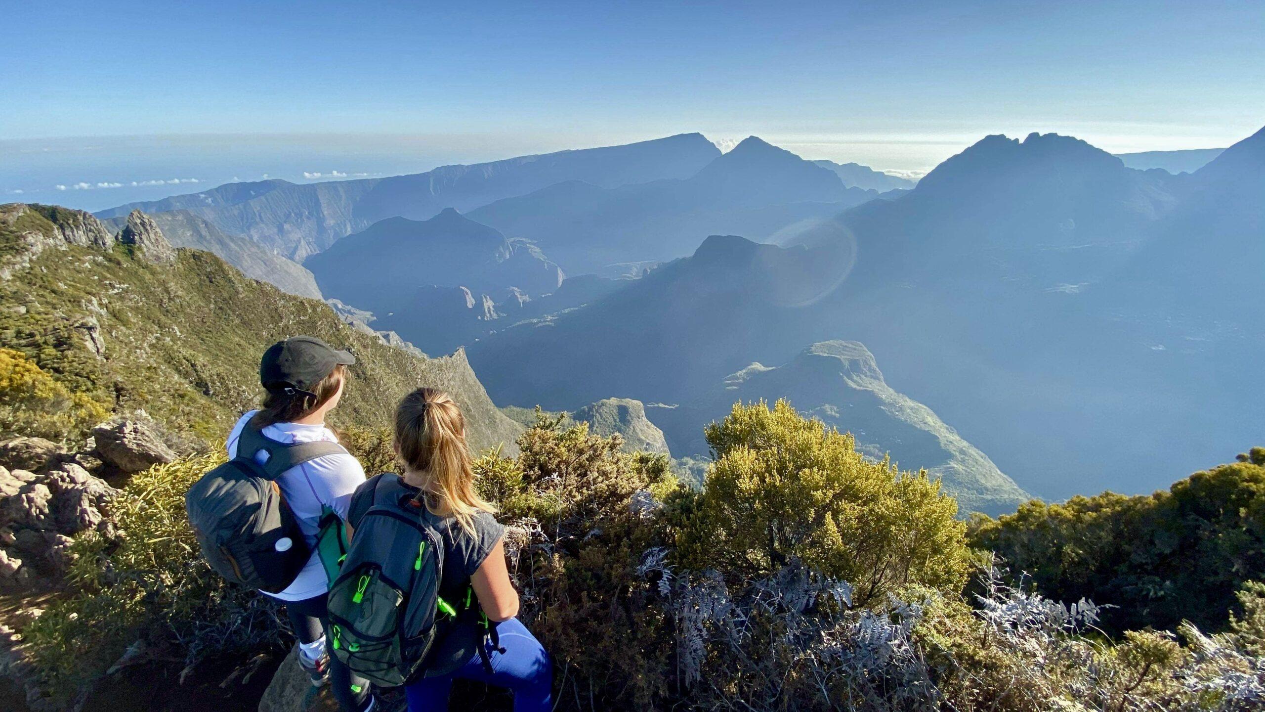 Belvedère Maïdo la Réunion