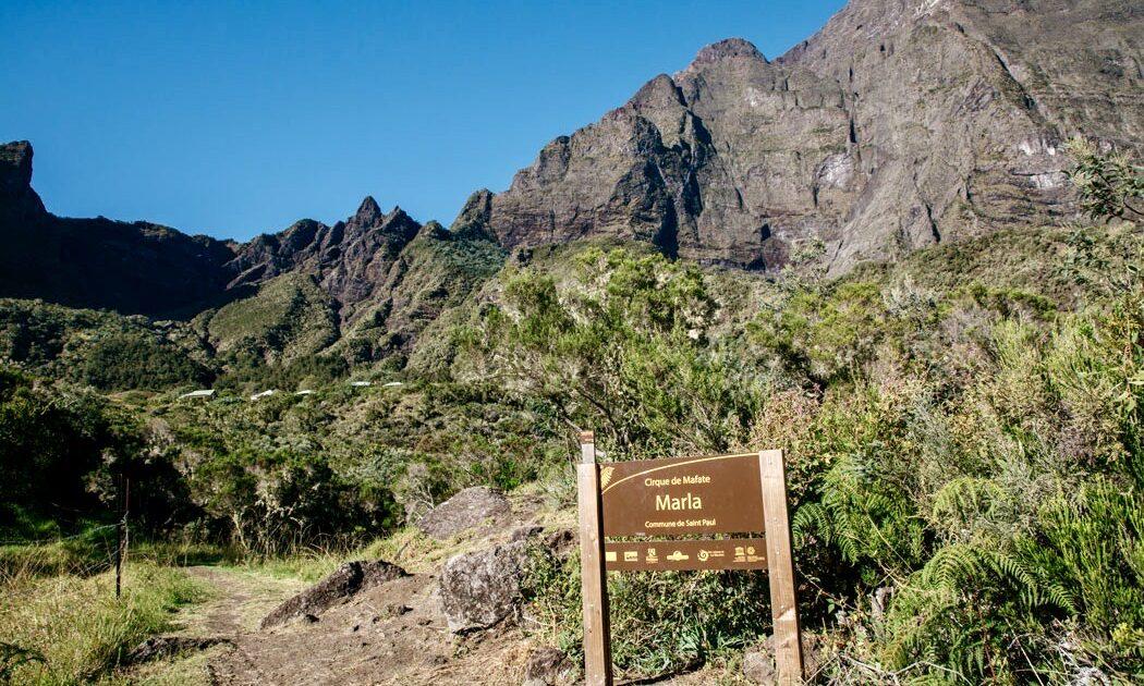 Randonnée Mafate La Réunion